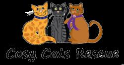 Cosy Cats Rescue Logo